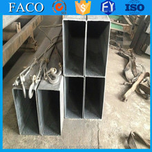 Tianjin square rectangular pipe ! boiling tube gold supplier welded rectangular steel pipe tube