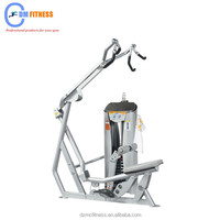 Professional Lat Pulldown Exercise Fitness Equipment/Gym Products For Sale