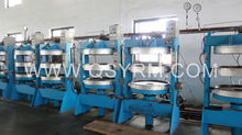 Motorcycle and bicycle tyre/Tire curing press&Vulcanizing press