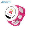 APPSCOMM 2018 Smart Watch GPS Watch Tracker Child Tracking Wristwatches Smart Watch Phone