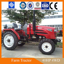 25HP TO 120HP China Farm Tractor Supply