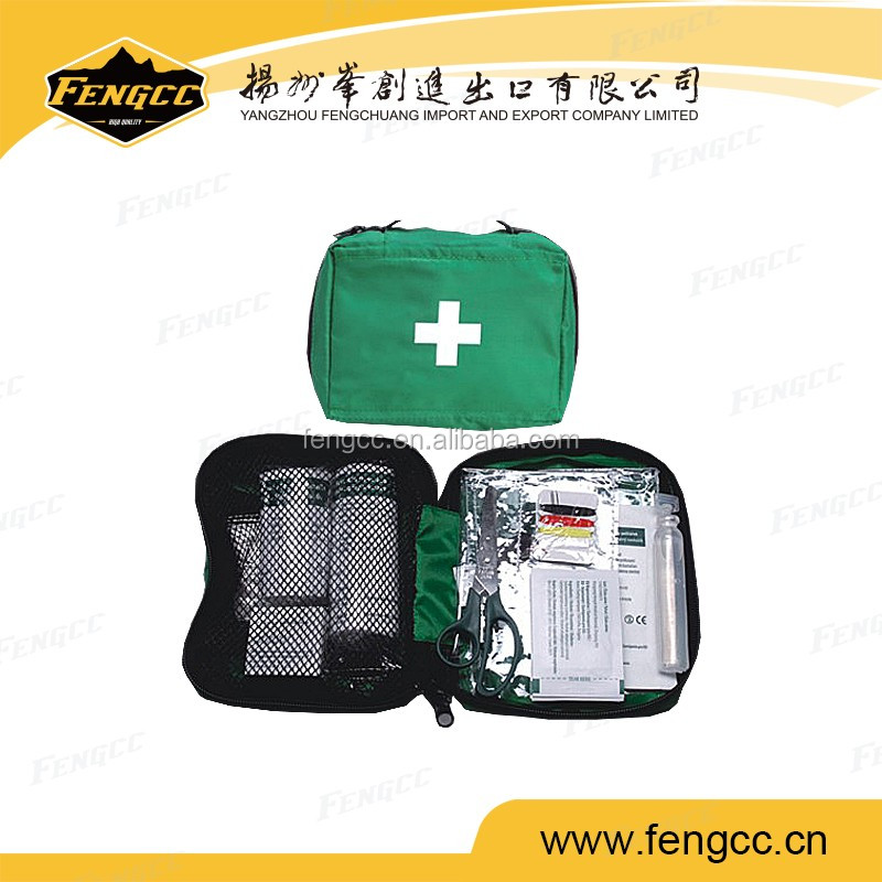 Factory price surgical supplies medical wholesale waterproof military mini first aid kit