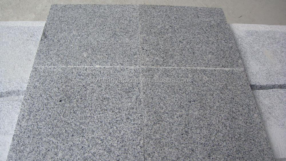 Populair China grey granite hubei G603 granite