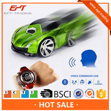 Amazing mini electric voice control rc car toys