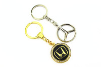 custom car logo keychain for promotional gifts