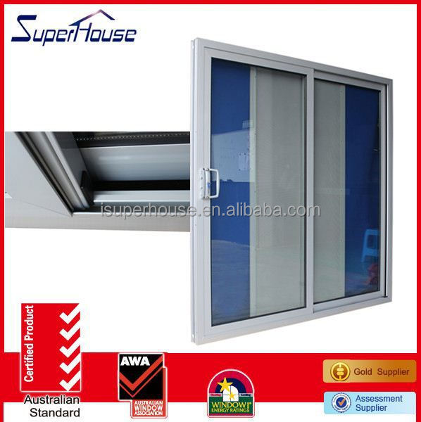 kitchen sliding door with AS2047 standard and USA CSA standard