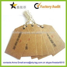 2014 hot sale high quality printed custom hem tags