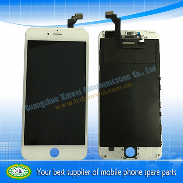 Fast shipping lcd touch screen with digitizer for iphone 6 plus