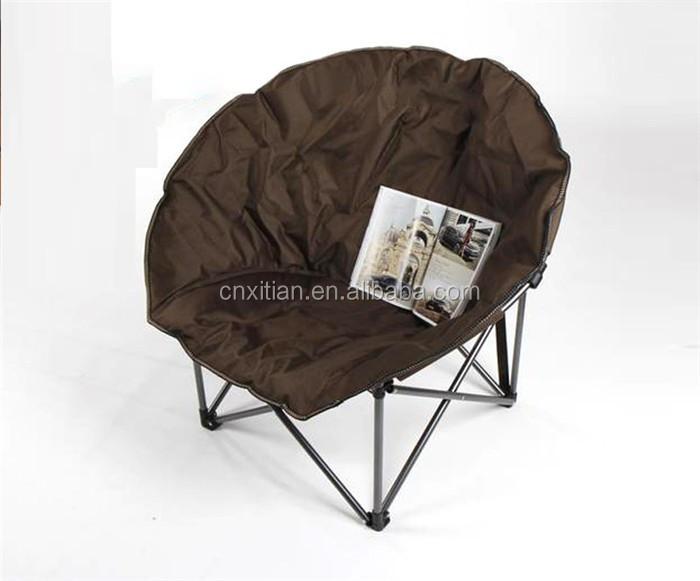 high quality fashion adult folding moon chair buy adult folding moon chair product on. Black Bedroom Furniture Sets. Home Design Ideas