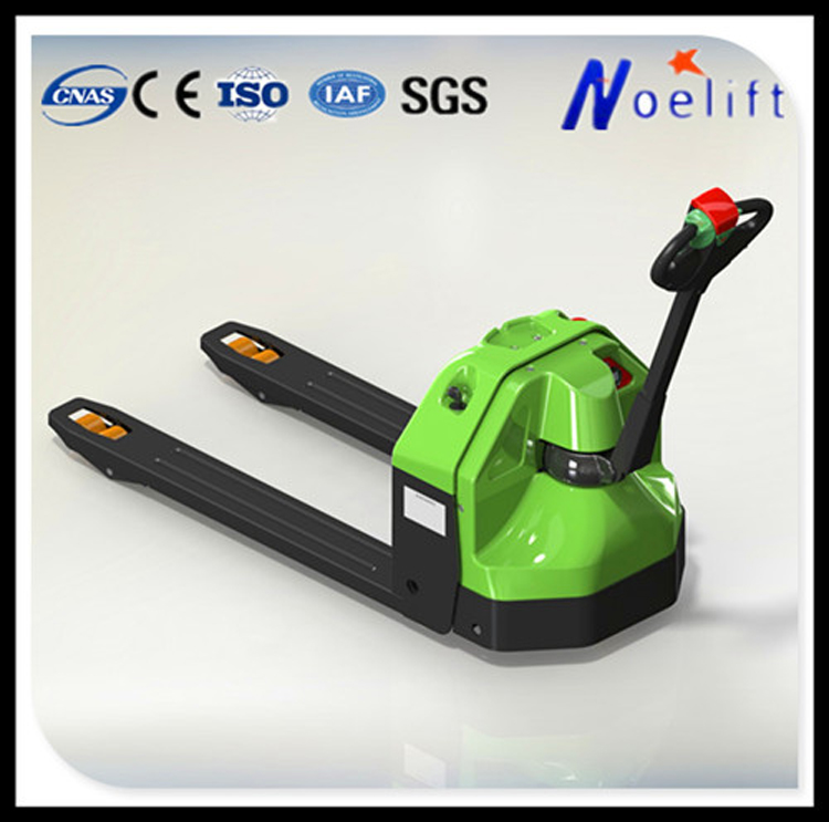 Hot sale Noelift 3 ton battery operated pallet truck/electric pallet fork lift for sale
