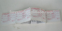 bus ticket printing parking ticket for wholesale bus ticket online
