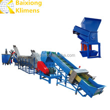 PE agriculture Film Washing Line / Waste Plastic Cleaning Machine