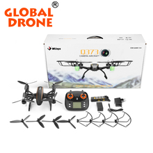 New WLtoys Q373 UAV With 0.3MP / 2MP HD Camera Wifi FPV Rc Quadcopter Drone 14mins Long flight time High Speed Racing Helicopter