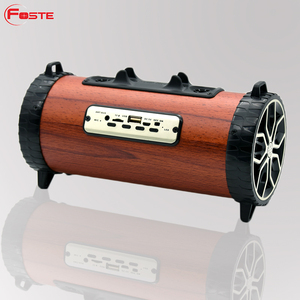 Alibaba Amazon Ebay New Arrivals 2018 Latest Best Portable Bicycle Big Bike Car Indoor Wireless Wood Bluetooth Speaker*