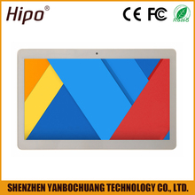 Hipo 4G 10.6 Inch 1366*768 Ips Android Tablet Phones With Gps Wifi