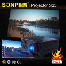 3d led projector 1920x1080 cheap mini projector for sale