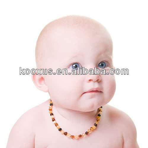Baltic Amber Teething Necklaces jewelry