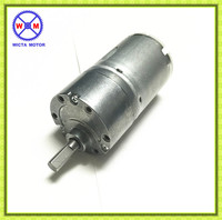 Low RPM High Torque Small Electric 24v 12v DC Motor 10kg/cm torque dc motor
