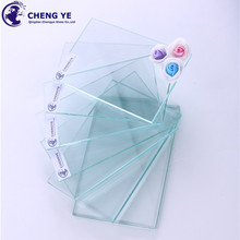 Cheap Thick 12mm 15mm Toughened Tempered Glass Price For Table Top