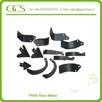rotary blade l type c type agricultural parts tiller blade rotavator blade plow tip