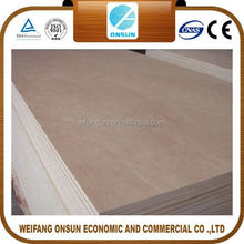 low price reliable quality tongue and groove plywood for decoration