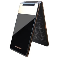 Original Lenovo A588t 4 Inch TFT Screen, Android 4.4 4GB Vertical Flip Mobile Phone, MTK6582M Quad Core Dual SIM, GSM Network