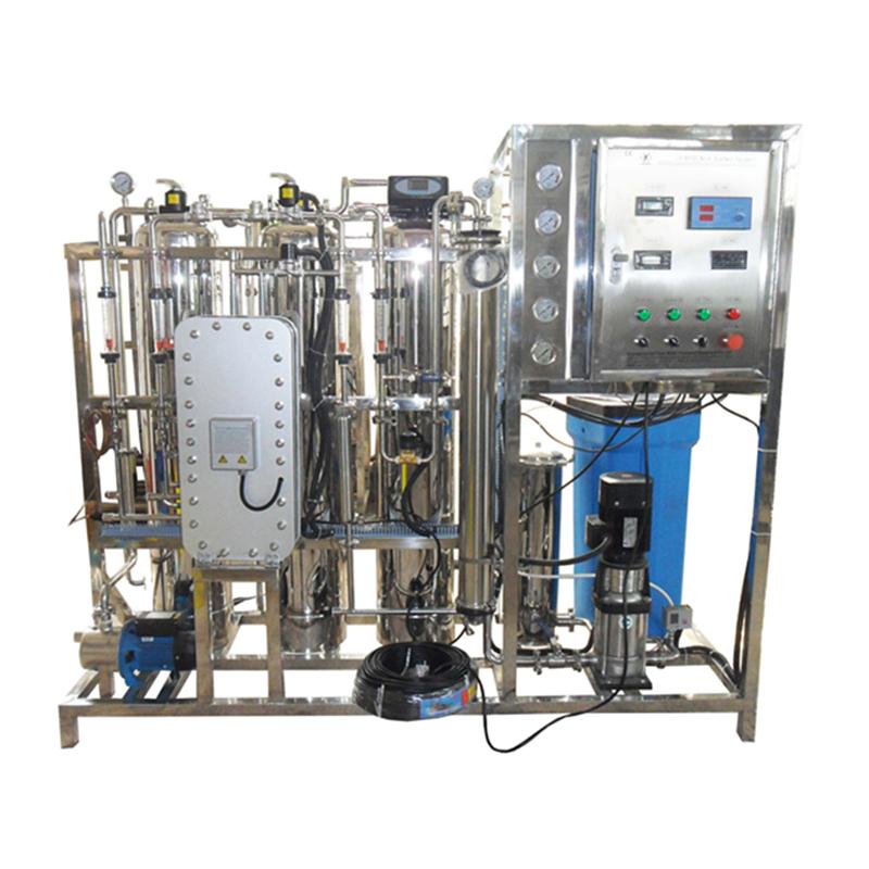 distillation water systems