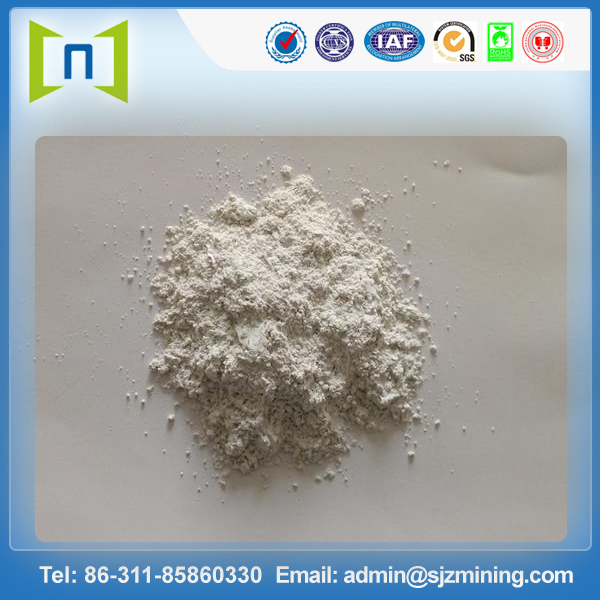 40 mesh white versatility mica/mica rock / widely used in buiolding materials industries