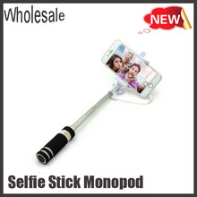 2016 Fashion Selfie Stick With bluetooth,Wireless Monopod Bluetooth Monopod For Mobile phone