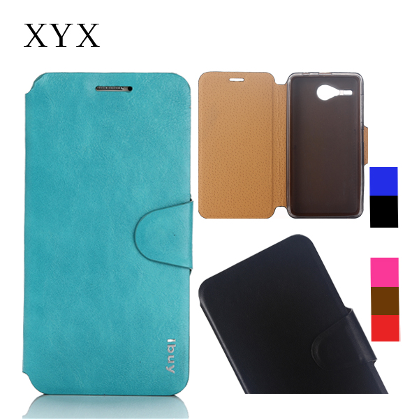 fashionale slim smart mobile phone flip case cover for acer liquid z520