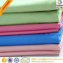 eco-friendly custom 100% cotton poplin fabric construction