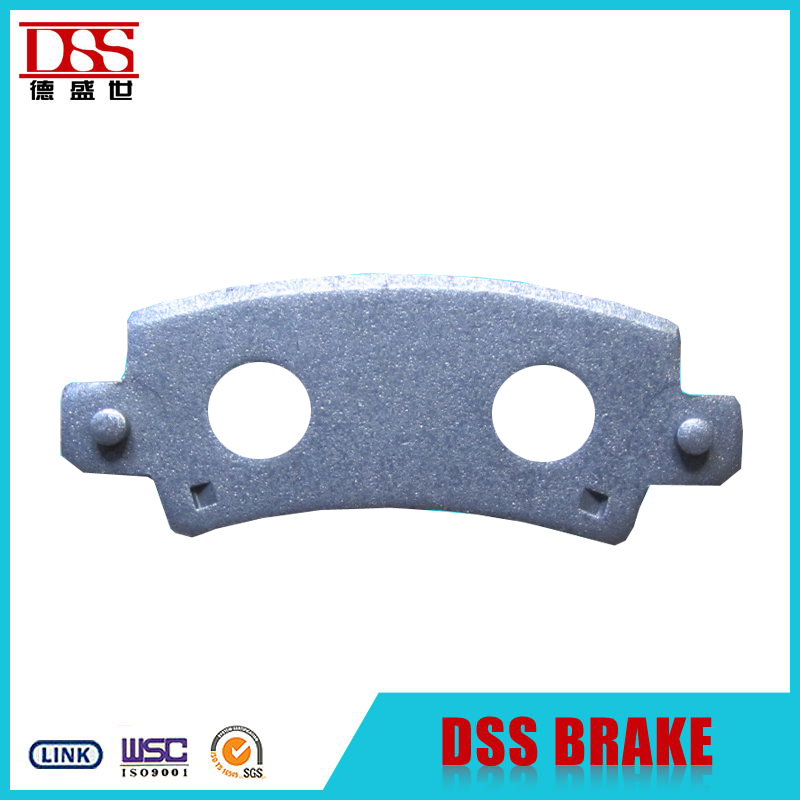 Auto spare parts back plate of brake pad D22