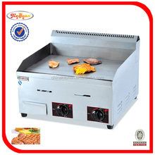 Stainless Steel 2 Burners Gas Griddle(GH-720)