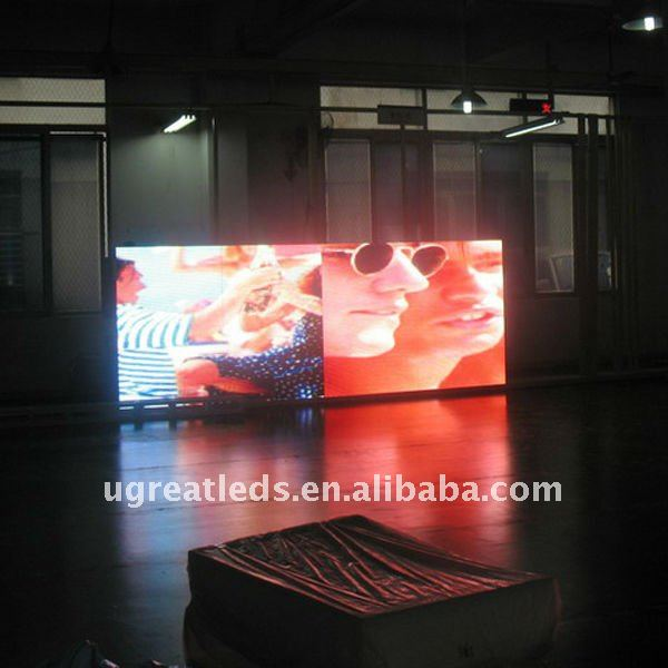 Outdoor Full Color RGB Led Flexible Display Panel