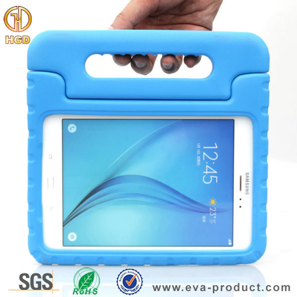 EVA foam non-toxic protective tablet case for samsung galaxy tab a 8.0 t350