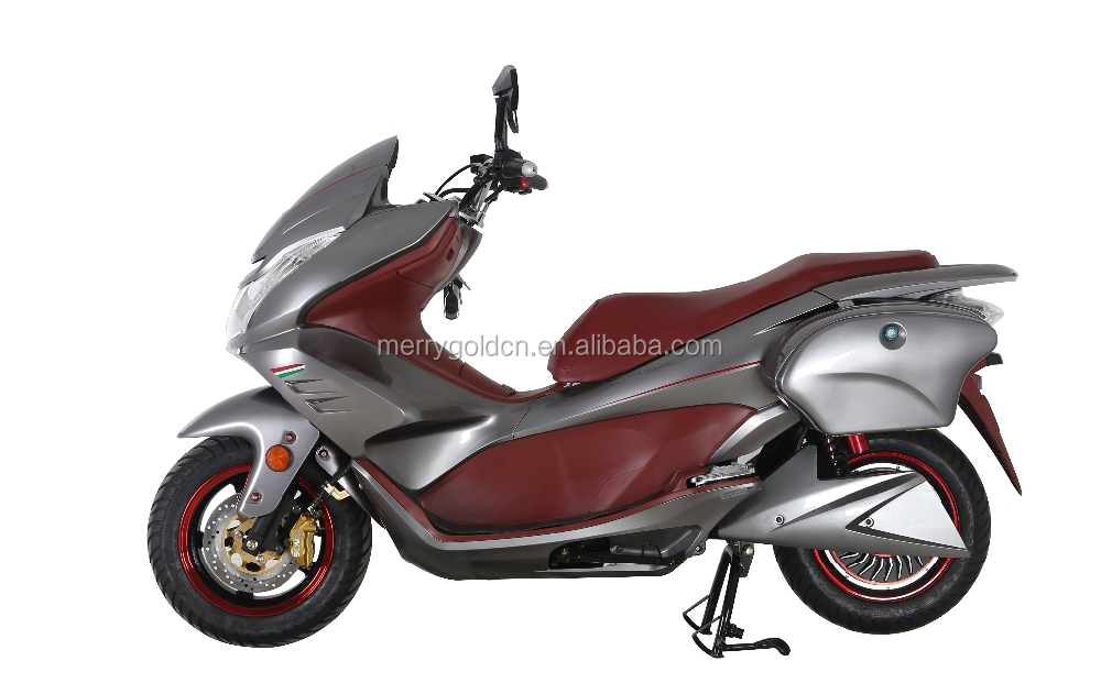 buy giant and luxury 2000W electric motorcycle scooter in china