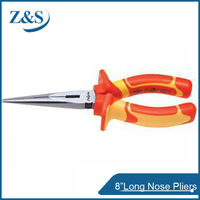 long nose pliers function