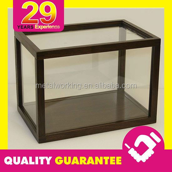 Glass Display Showcase Used Display Cases