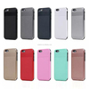 New arrival 2 in 1 tpu + pc back cover case for iphone6 6s plus 5.5 inch