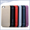 New products Aluminum Bumper Metal Back Cover Case For Motomo Phone Case For iPhone 6 4.7 inch