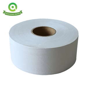 economic pack recycled pulp paper towel toilet jumbo roll wholesale