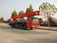 hydraulic HFT500 truck mounted water well drilling rigs for sale