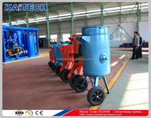 China best price 200L wet blasting machine