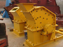 high efficiency hammer crusher