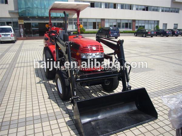 JINMA Gear drive 25hp 4wd farm tractor garden tractor cheap Chinese small tractor