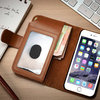 Leather Phone Case Cover For iPhone 6 iPhone 6 Plus Alibaba Top One Sale with 7 card shots
