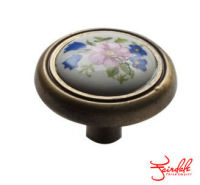 Funiture Mini Antique Brass Vintage Decorative Drawer Handles and Knobs 11-AW9515B