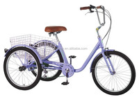 2015 new design factory import directly tricycle for adults