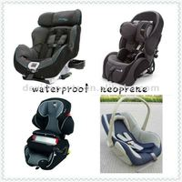 2012 hot sell waterproof infant child baby car seat cover