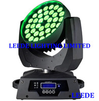 36*18w RGBAW UV 6in1 LED Moving Head Stage Light For DJ